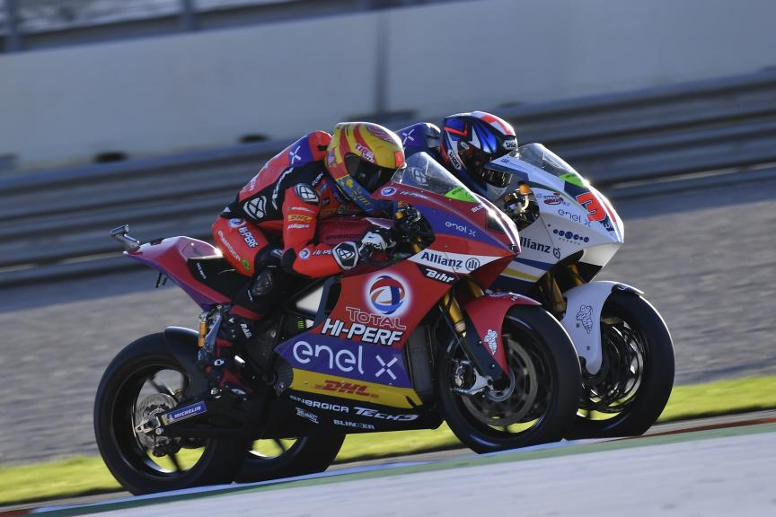 Bradley Smith, One Energy Racing, Gran Premio Motul de la Comunitat Valenciana