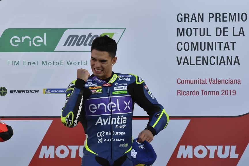 Eric Granado,Espor Avintia Esponsorama Racing, Gran Premio Motul de la Comunitat Valenciana