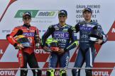 Eric Granado, Hector Garzo, Bradley Smith, Gran Premio Motul de la Comunitat Valenciana