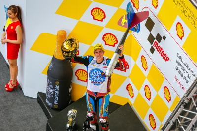 Alex Marquez in numbers