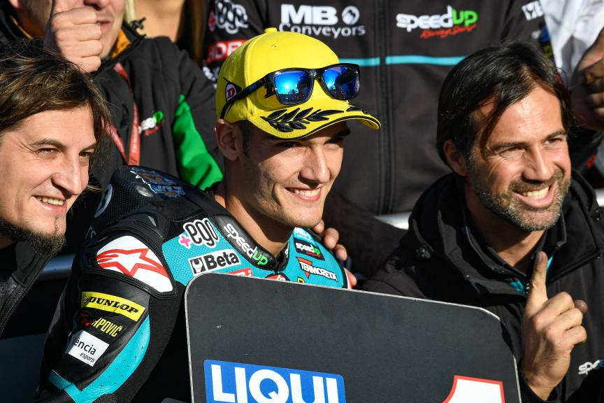 Jorge Navarro, MB Conveyors Speed Up, Gran Premio Motul de la Comunitat Valenciana