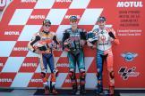 Fabio Quartararo, Marc Marquez, Jack Miller, Gran Premio Motul de la Comunitat Valenciana