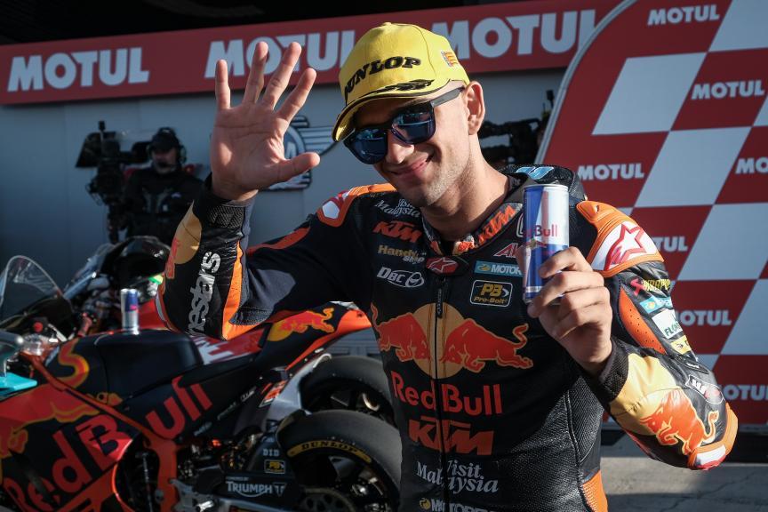 Jorge Martin, Red Bull KTM Ajo, Gran Premio Motul de la Comunitat Valenciana