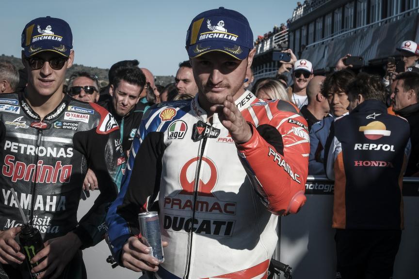 Jack Miller, Fabio Quartararo, Gran Premio Motul de la Comunitat Valenciana