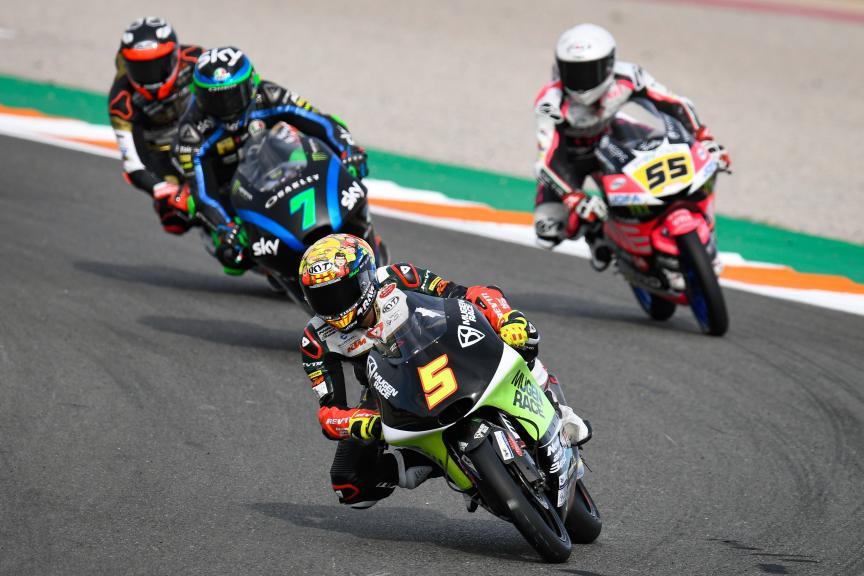 Jaume Masia, Mugen Race, Gran Premio Motul de la Comunitat Valenciana