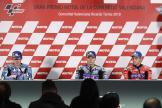 Eric Granado, Bradley Smith, Hector Garzo, Gran Premio Motul de la Comunitat Valenciana