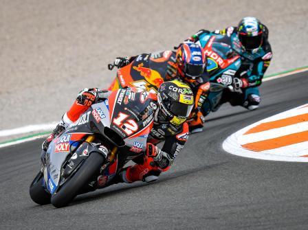 Moto2, Race, Gran Premio Motul de la Comunitat Vale
