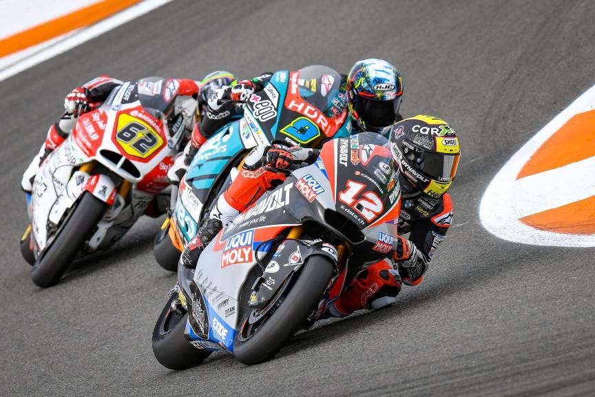 Tom Luthi, Dynavolt Intact GP, Gran Premio Motul de la Comunitat Valenciana