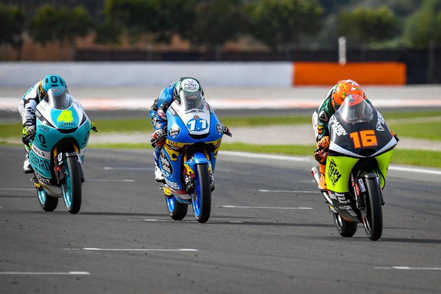 Andrea Migno, Mugen Race, Gran Premio Motul de la Comunitat Valenciana