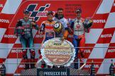 Marc Marquez, Fabio Quartararo, Jack Miller, Gran Premio Motul de la Comunitat Valenciana