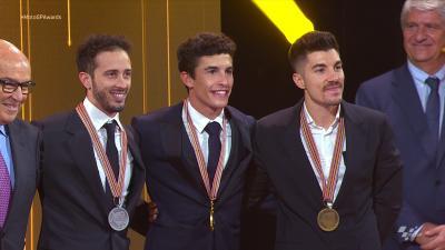 FIM MotoGP™ Awards: Una gala muy especial