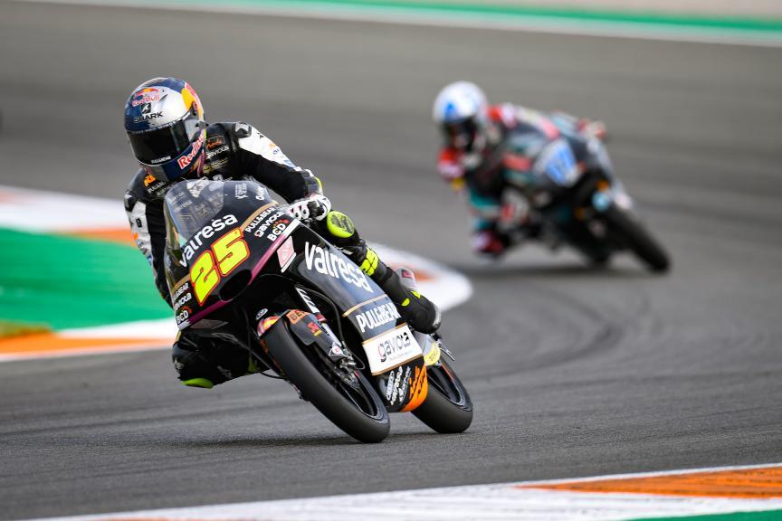 Raul Fernandez, Gaviota Angel Nieto Team, Gran Premio Motul de la Comunitat Valenciana