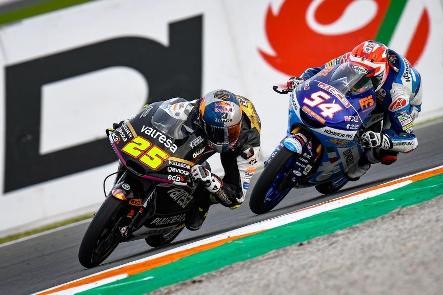 Raul Fernandez, Riccardo Rossi, Gran Premio Motul de la Comunitat Valenciana