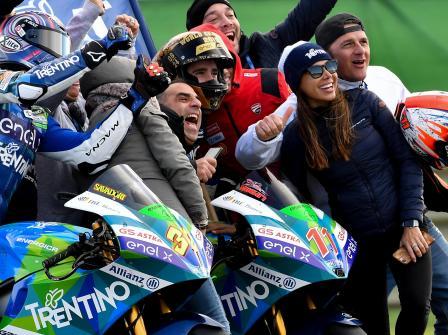 MotoE, Race, Gran Premio Motul de la Comunitat Valenciana