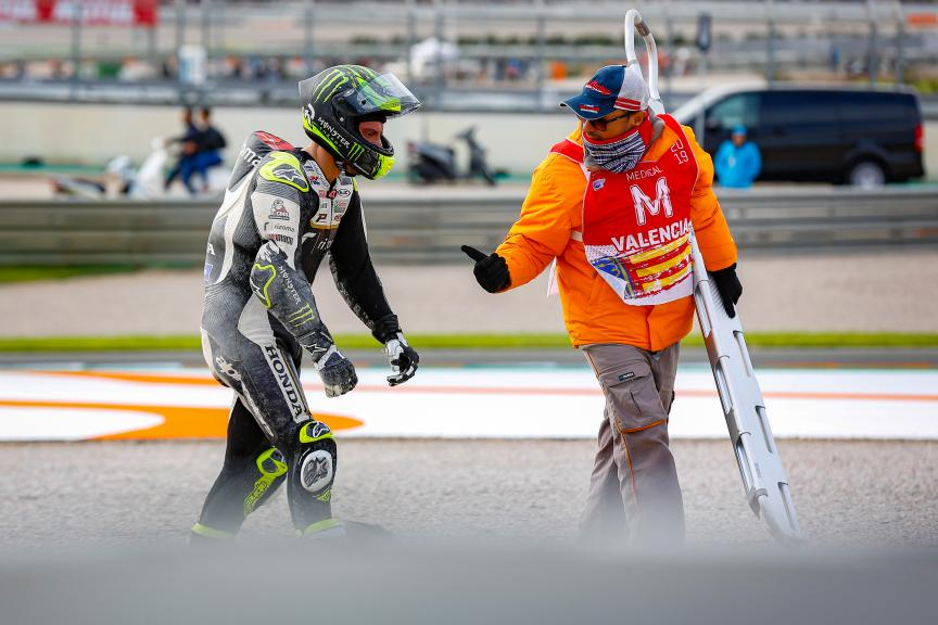 Cal Crutchlow, LCR Honda Castrol, Gran Premio Motul de la Comunitat Valenciana