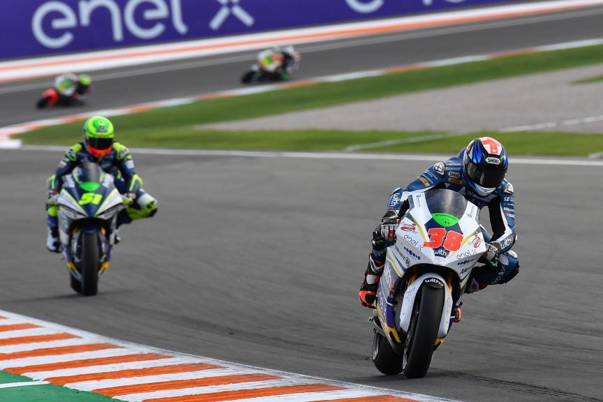 Bradley Smith, One Energy Racing, Gran Premio Motul de la Comunitat Valenciana