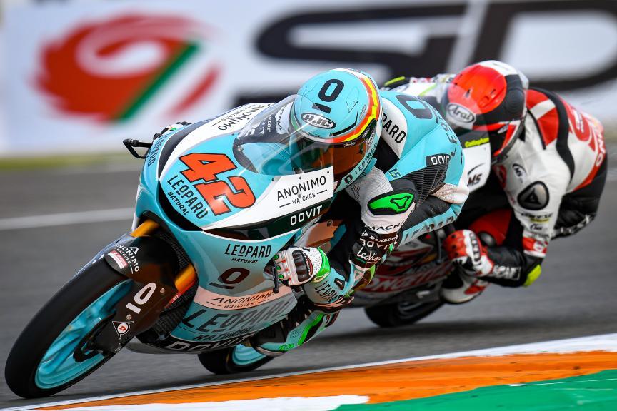 Marcos Ramirez, Leopard Racing, Gran Premio Motul de la Comunitat Valenciana