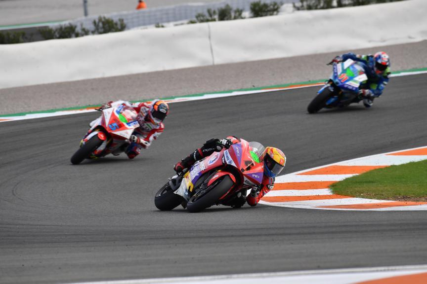 Hector Garzo, Tech3 E-Racing, Gran Premio Motul de la Comunitat Valenciana