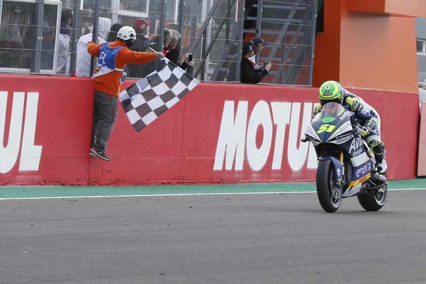 Eric Granado, Avintia Esponsorama Racing, Gran Premio Motul de la Comunitat Valenciana