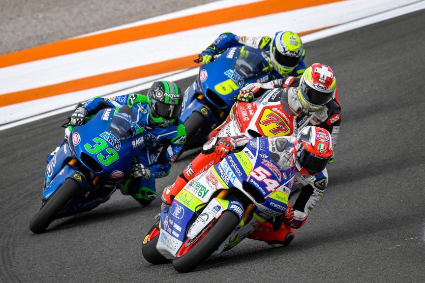 Mattia Pasini, Tasca Racing Scuderia, Gran Premio Motul de la Comunitat Valenciana