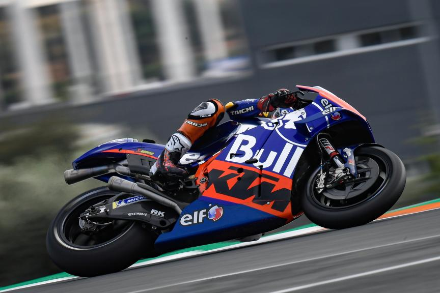 Hafizh Syahrin, Red Bull KTM Tech 3, Gran Premio Motul de la Comunitat Valenciana