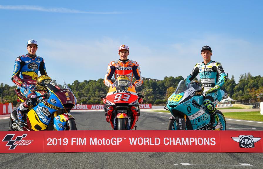 3 Champions, Gran Premio Motul de la Comunitat Valenciana