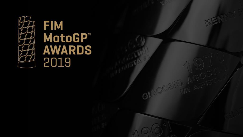 TC MotoGP Fim Awards 2019