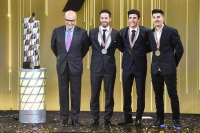 FIM MotoGP™ Awards: a special gala to round off the year