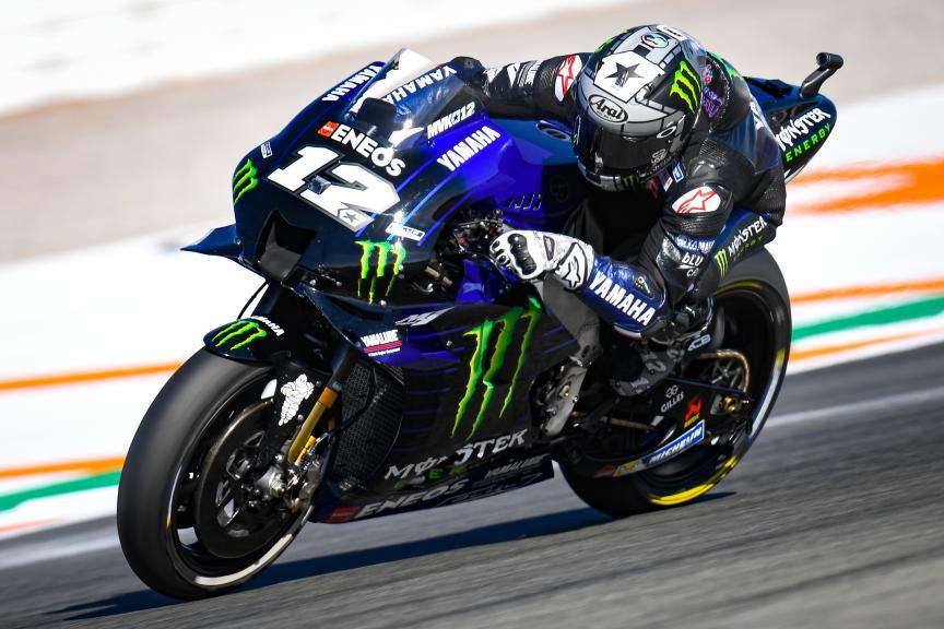 Maverick Viñales, Monster Energy Yamaha MotoGP, Valencia MotoGP™ Official Test