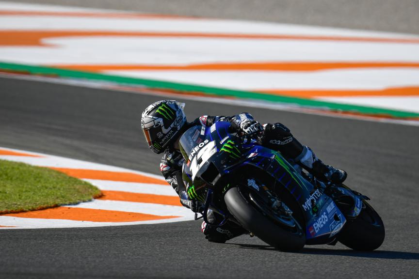Maverick Viñales, Monster Energy Yamaha MotoGP, Valencia MotoGP™ Official Test