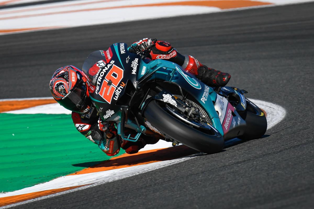 El 2020 arranca con aviso de Quartararo | MotoGP™
