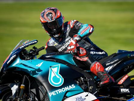 Best shots of MotoGP, Valencia MotoGP™ Official Test