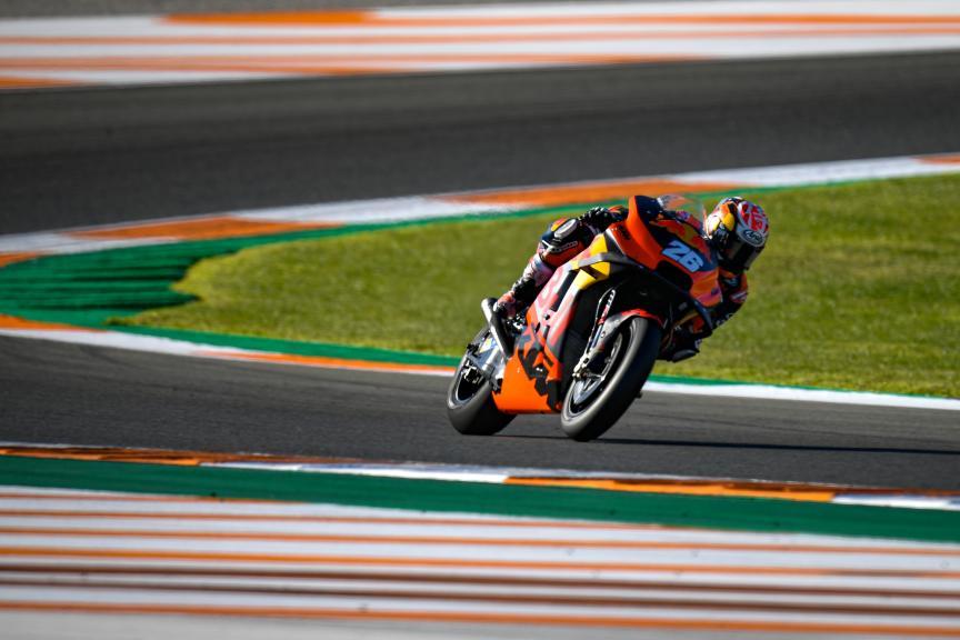 Dani Pedrosa, Red Bull KTM Factory Racing, Valencia MotoGP™ Official Test