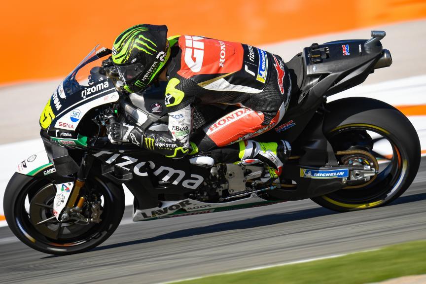 Cal Crutchlow, LCR Honda Castrol, Valencia MotoGP™ Official Test