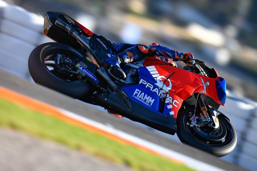 Jack Miller, PRAMAC RACING, Valencia MotoGP™ Official Test