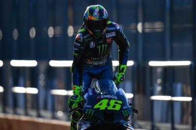 """Rossi è ottimista: """"Giornata di test positiva"""""""
