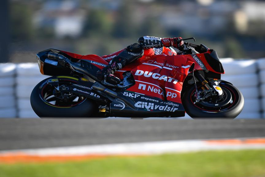 Michele Pirro, Ducati Team, Valencia MotoGP™ Official Test