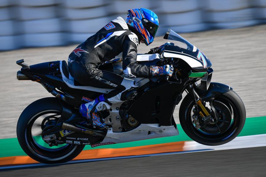 Alex Marquez, Repsol Honda Team, Valencia MotoGP™ Official Test