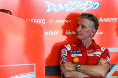 Ciabatti gives bold thoughts on Petrucci and Miller rumours
