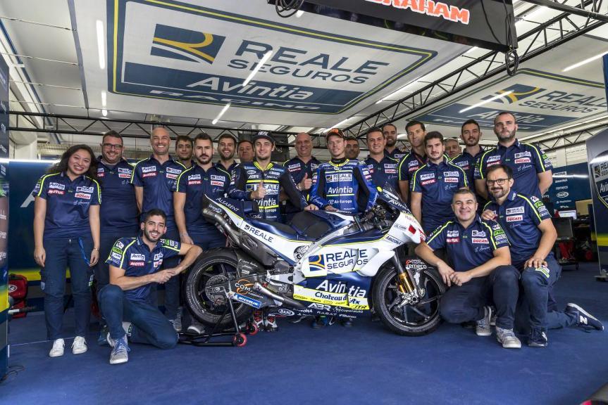 Reale Avintia Racing, Gran Premio Motul de la Comunitat Valenciana