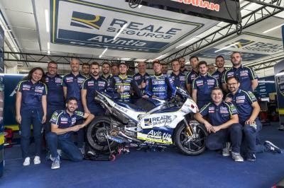 Avintia rinnova l'alleanza con Ducati
