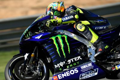 Quali novità porta Yamaha per i test?