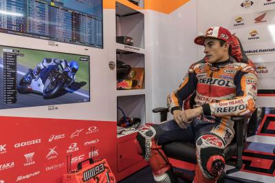 What do Puig & Marc Marquez think of Alex' test performance?