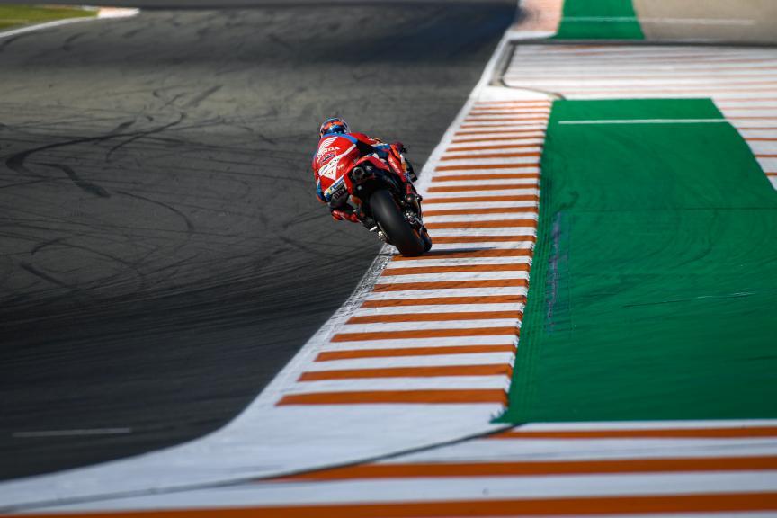 Stefan Bradl, Repsol Honda Team, Valencia MotoGP™ Official Test