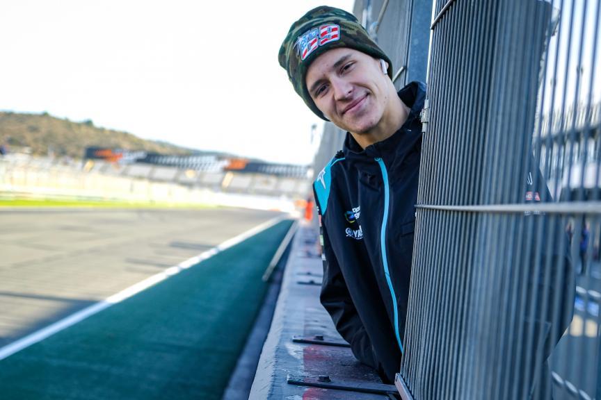 Fabio Quartararo, Petronas Yamaha SRT, Valencia MotoGP™ Official Test