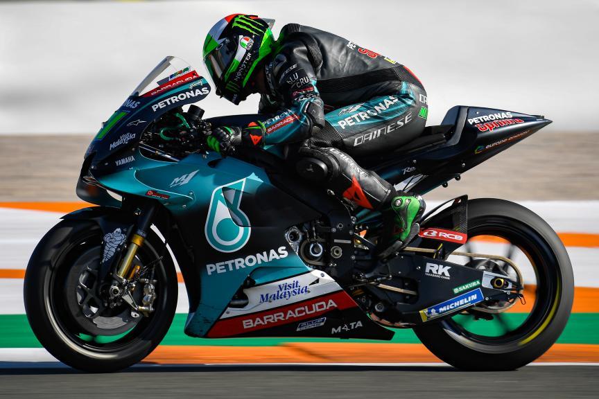 Franco Morbidelli, Petronas Yamaha SRT, Valencia MotoGP™ Official Test