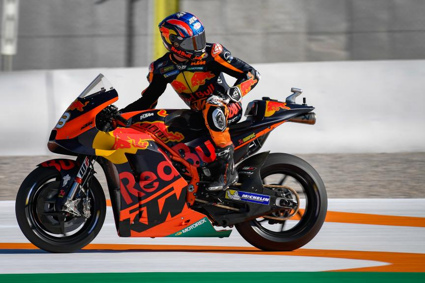 Brad Binder, Red Bull KTM Factory Racing, Valencia MotoGP™ Official Test