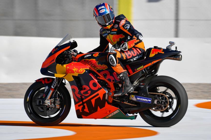 Brad Binder, Red Bull KTM Factory Racing, Valencia MotoGP™ Official Test