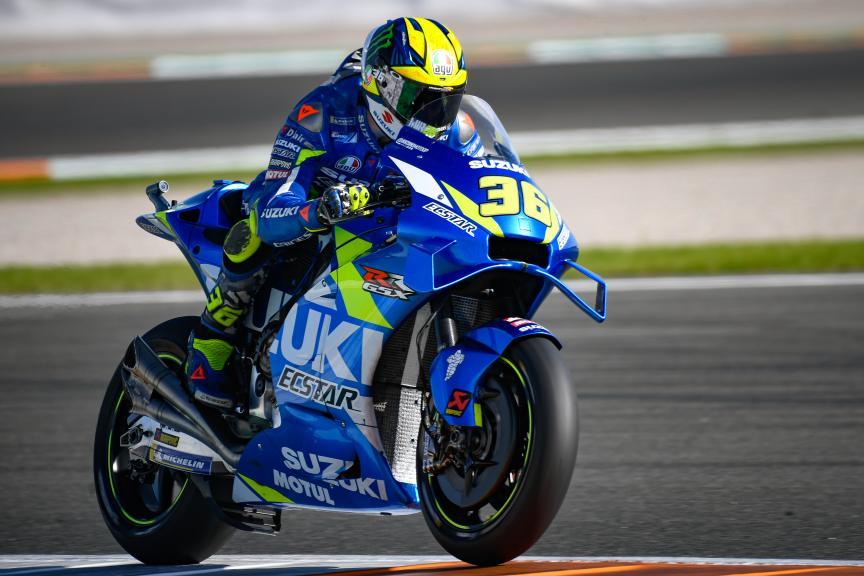 Joan Mir, Team Suzuki Ecstar, Valencia MotoGP™ Official Test