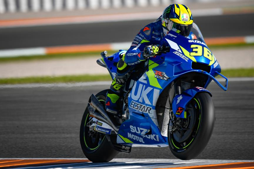 Joan Mir, Team Suzuki Ecstar, Valencia MotoGP™ Official Test